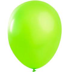Ballong lösvikt, Limegrön