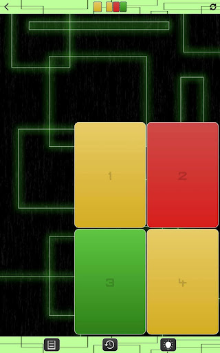 Color In Button - Puzzle with color buttons android2mod screenshots 11