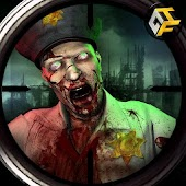 Hero Sniper - Dead Zombie War Shooter