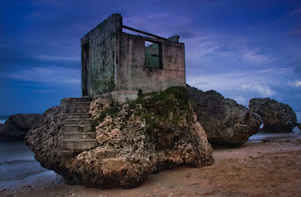 Photo: Rock the House  First of many shots to come of Barbados...  Have you ever taken so many photos that you don't even know where to start in terms of editing them?  Also, thanks again for the tips! I went ahead and got the polarizer and it was so useful!!  #Barbados  #TGIF