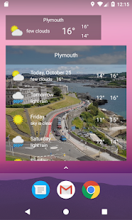 Plymouth, Devon - Weather - náhled