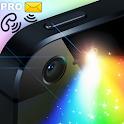 Flash alert 2 color icon
