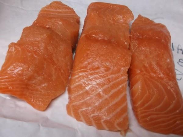 Add chicken, salmon, pork etc...