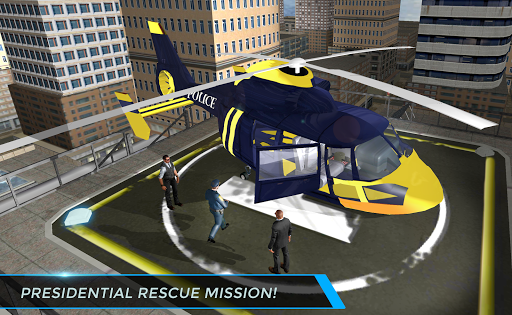Real City Police Helicopter Games: Rescue Missions 4.0 screenshots 15