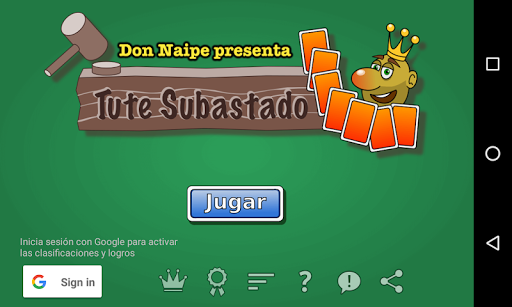 Tute Subastado 1.3.0 screenshots 18