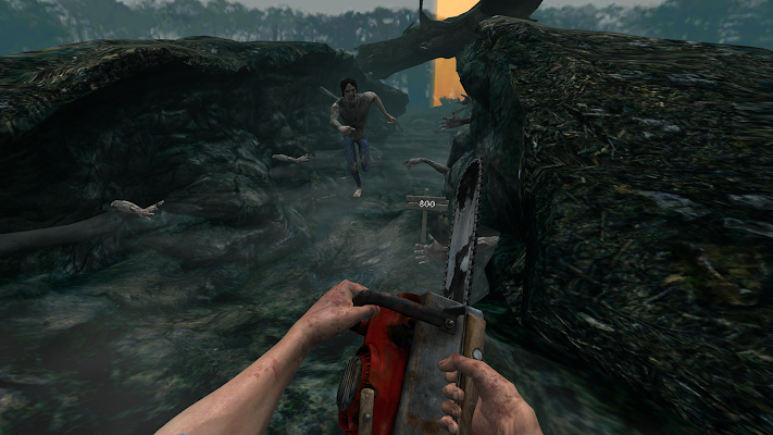 Evil Dead: Extended Nightmare Screenshot Image