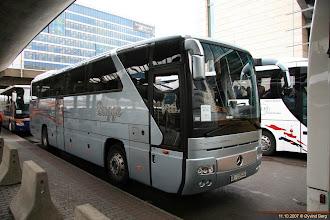 Photo: B#: DL 18549 ved Oslo S, 11.10.2007. Bugge Bussreiser, Årnes.