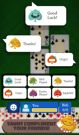 Spades: Classic Card Game 1.0.0 screenshot 634953