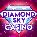 Diamond Sky Casino – Classic Vegas Slots & Lottery icon