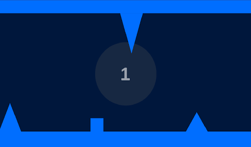 Geometry Cube Spike Jump android2mod screenshots 1