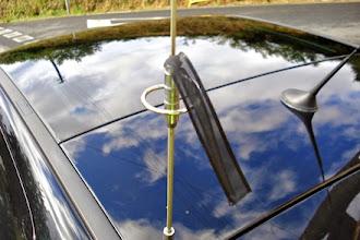 Photo: Lazos de duelo en nuestras antenas ...