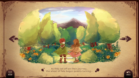 Lanota Screenshot