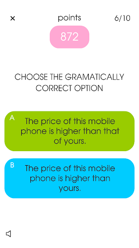 My English Grammar Test PRO 이미지[5]