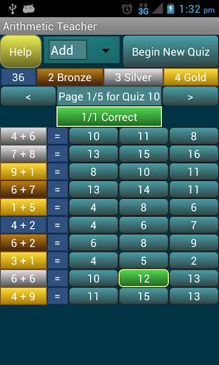 Arithmetic Teacher