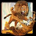 Ultimate Lion Vs Tiger Wild Adventure Game
