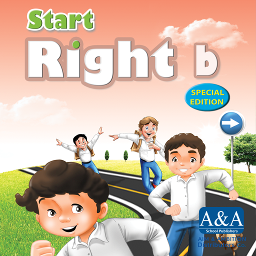 Start Right B SPECIAL EDITION Android APK Download Free By A&A School Publishers