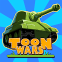 Toon Wars: Awesome PvP Tank Games icon
