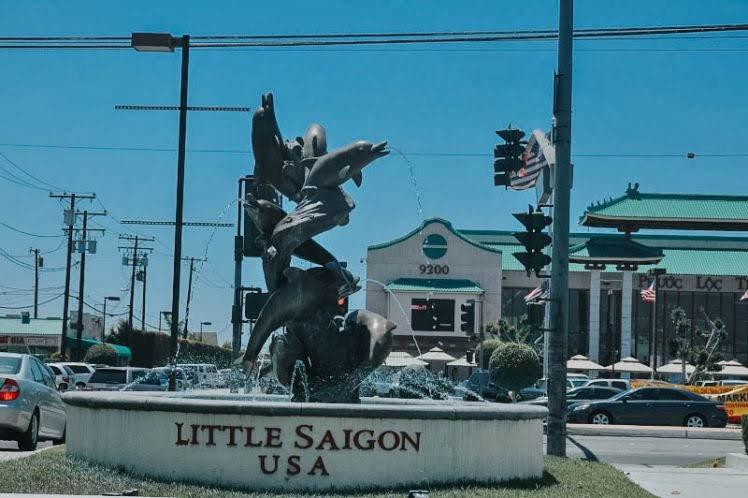 Little Saigon khu dân cư Việt ở Mỹ