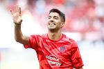 Rondje op de Europese velden: Suarez trapt Atlético naar winst in Madrileense derby, Ajax stoomt door in Eredivisie
