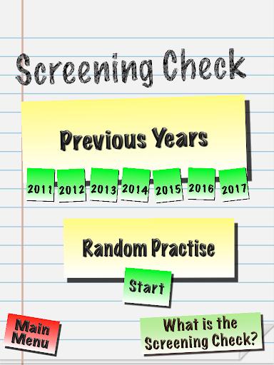 Phonics Screening Check UK screenshot