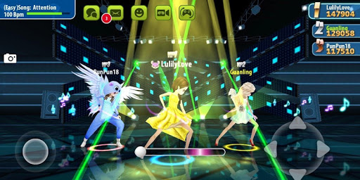 AVATAR MUSIK WORLD - Social Dance Game 0.7.3 screenshots 8