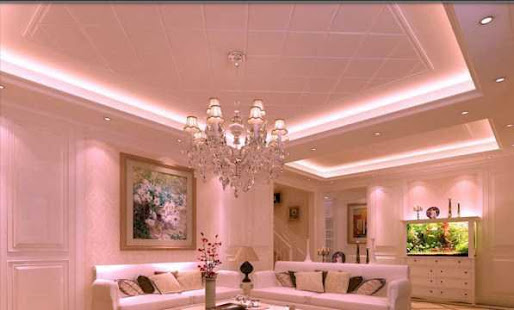 Living Room Ceiling Designs - Apps on Google Play