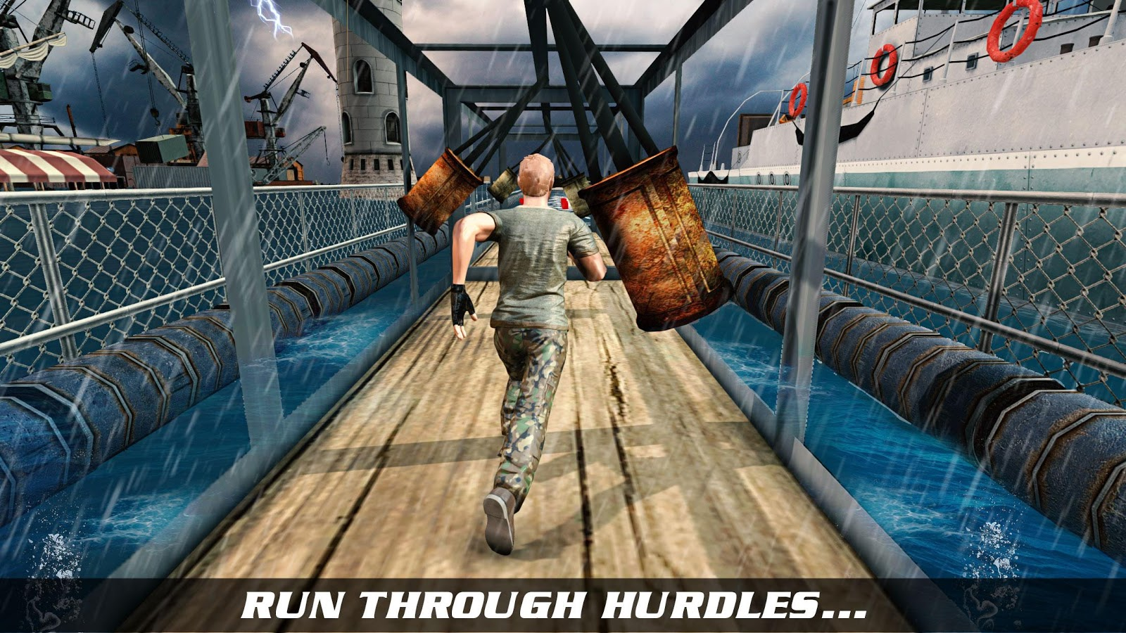 US Navy Training School Game- screenshot