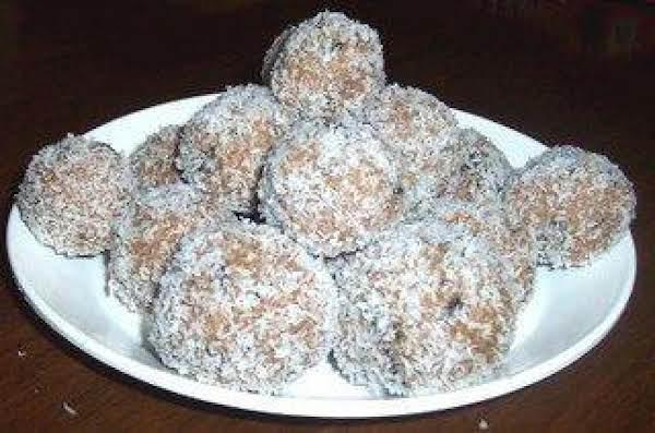 Honey Rum Balls (sallye) Recipe