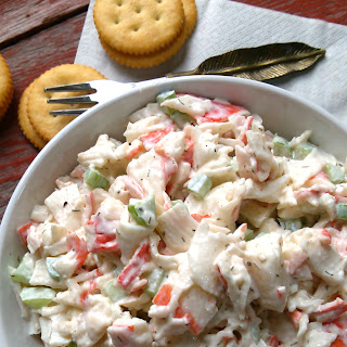 Seafood Salad Imitation Crab Recipes