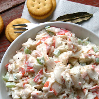 Southern Seafood Salad Recipes.