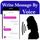 Write Without Type : Write Message By Voice
