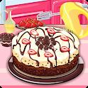 Ice cream cake maker icon