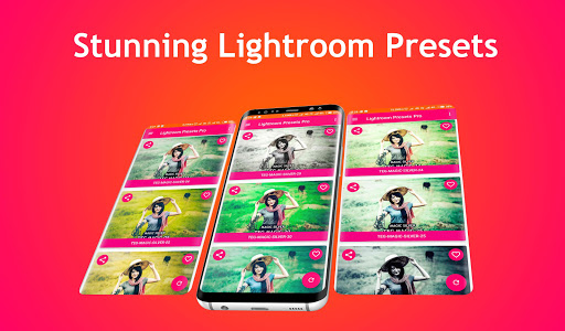 Screenshot for Presets for Lightroom | Premium LR Presets in United States Play Store