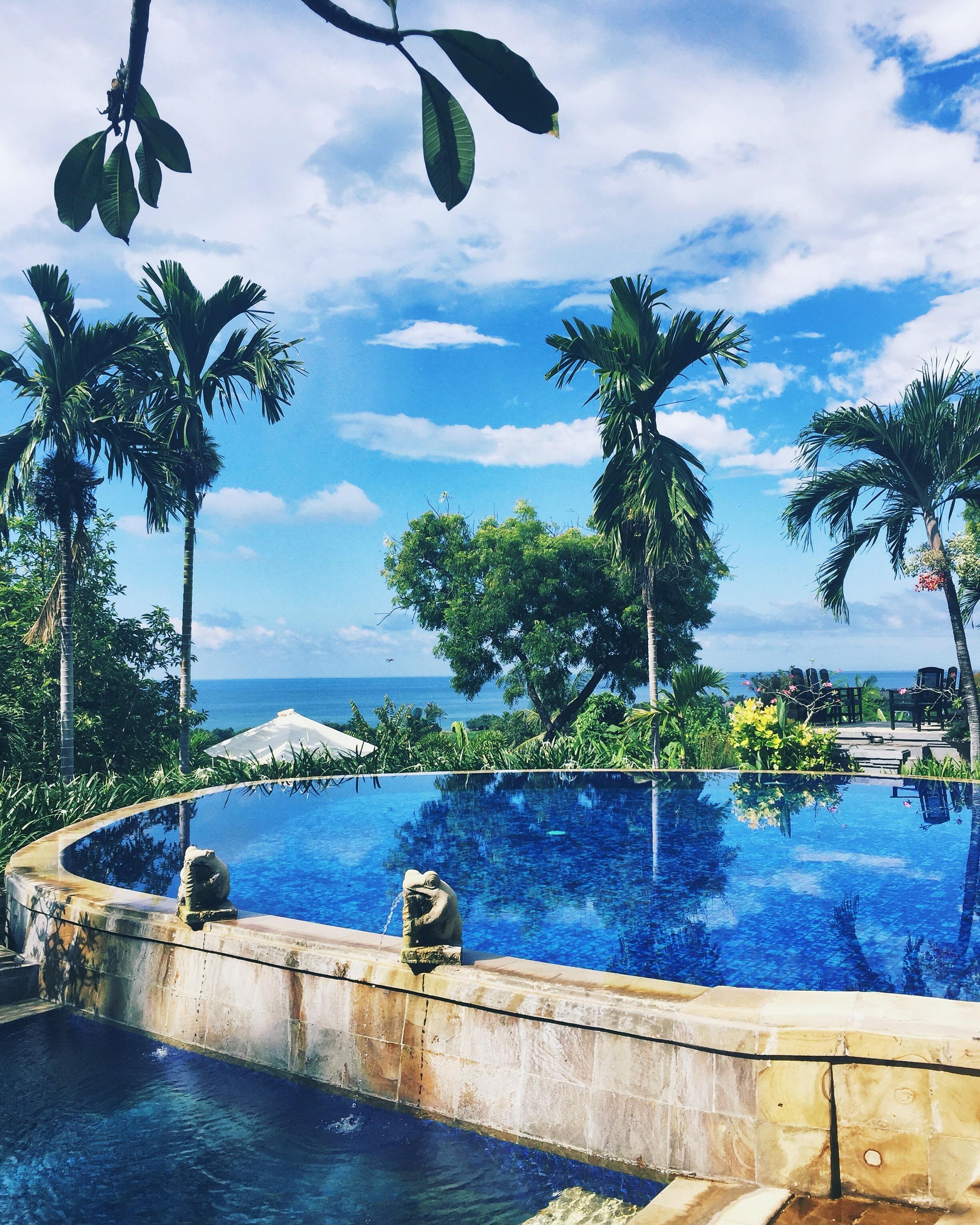 Andrea Balt - Zen Resort Bali - Creative Rehab