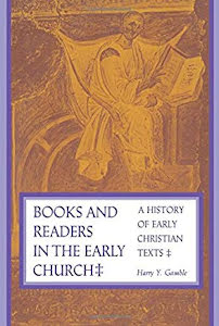 BOOK AND READERS IN THE EARLY CHURCH