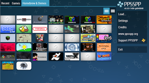 PPSSPP screenshot 3