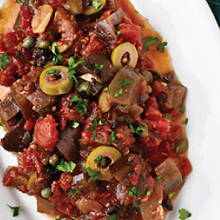 Eggplant Tapenade from Vegan Slow Cooking for Two