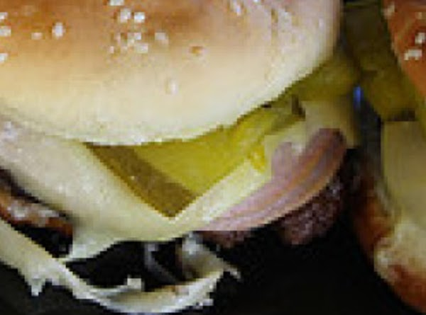 Cuban Burger Recipe