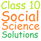 Class 10 Social Science Sol.