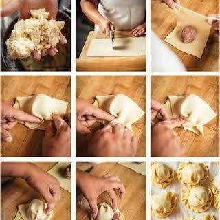 Rillettes Hand Pie.