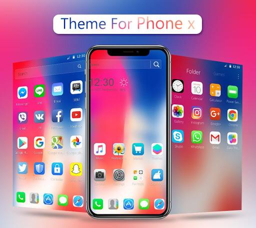 NEW Theme for Phone X 1.1.6 Screenshots 5