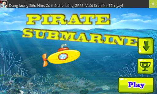 Pirate Submarine