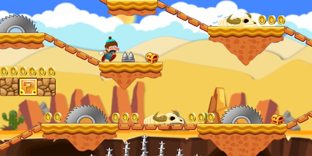 Super Hat Boy Adventure 2 - náhled