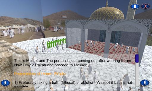 Virtual Umrah Guide Pro