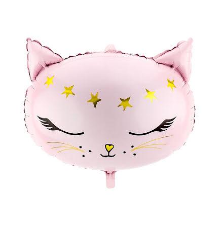 Folieballong - Katt