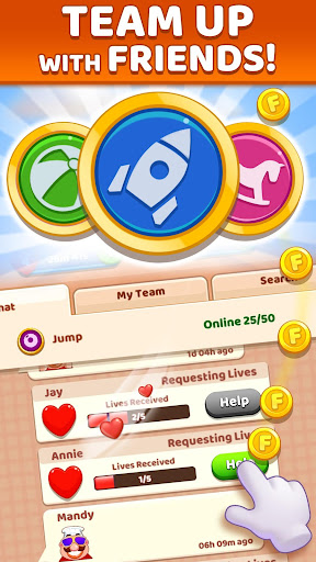 Funscapes: A Theme Park Game with Match 3 Puzzle 0.1.55 screenshots 6