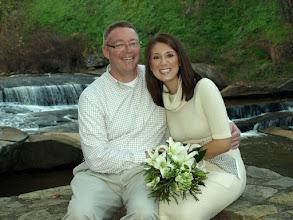Photo: Old Mill Garden (lower falls) - Greenville 11/09   ~ www.WeddingWoman.net ~