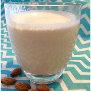 Horchata Almond Milk Recipes.