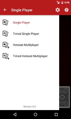 Cards Battle / War - screenshot