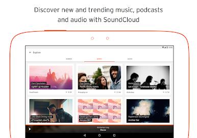 SoundCloud - Music & Audio Screenshot 8